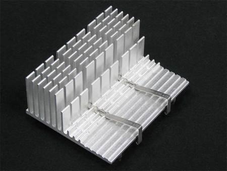 CPU Heat Sink – Power Mac G4 (AGP)(Gigabit)