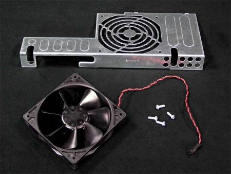 Fan – Power Mac G3 (B&W), G4 (PCI, AGP, Gigabit, Digital, Quicksilver)