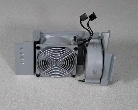 Power Mac G5 Fan Assy, Optical Drive, Hard Drive
