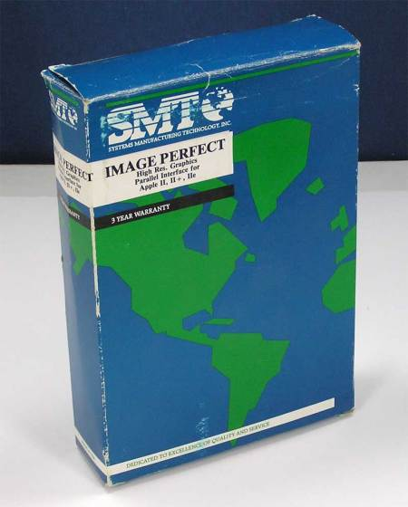 SMT Image Perfect Parallel Printer Card
