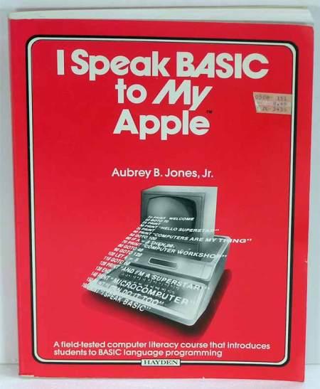 I Speak BASIC to My Apple