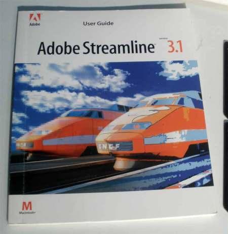Adobe Streamline ~ Version 3.1