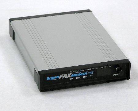 Supra Fax Modem 288 (Serial)
