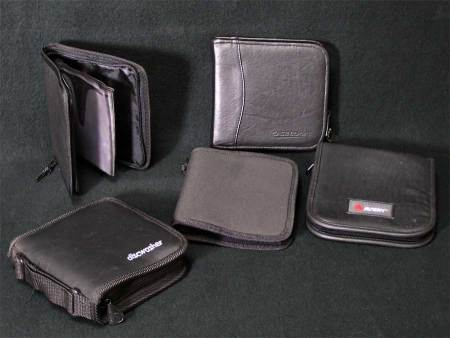 CD Case or Wallet ~ Zippered