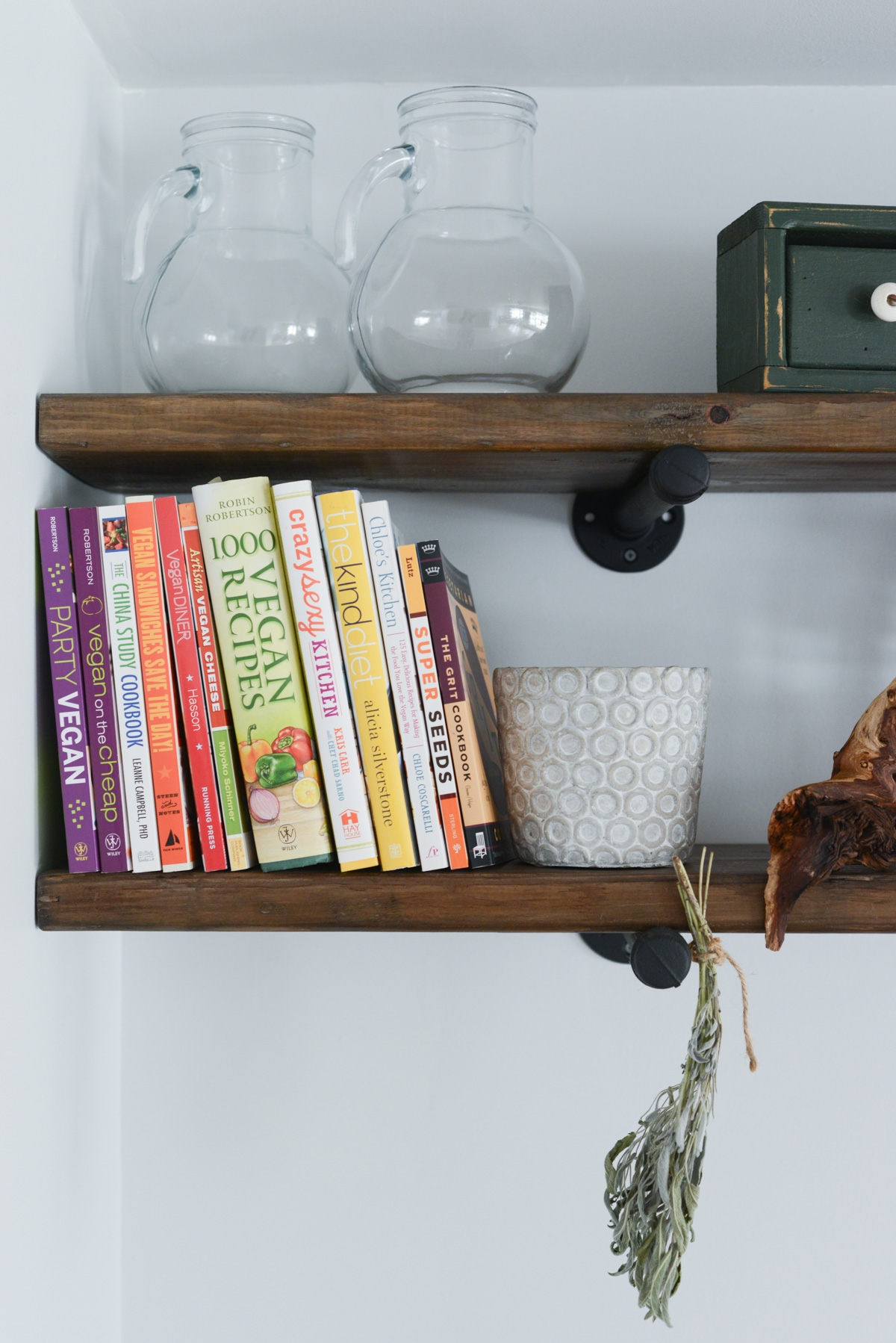 Diy Kitchen Shelves Appleseed Cuisine