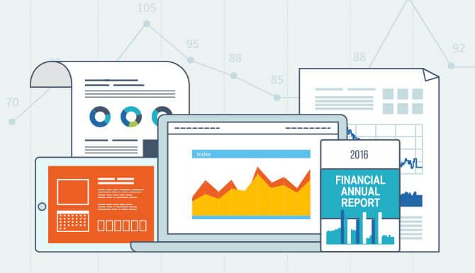 The Latest Annual Report Design Trends Appleton Creative
