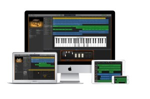Making music on a Mac iPad Garageband MainStage Update