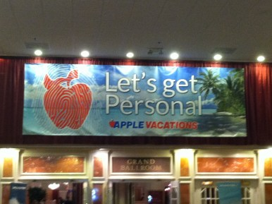 Apple Vacations #AVTS13 - Trade Shows