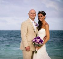 Erin and Justin's Wedding at Dreams Riviera Cancun