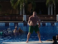 Tommy Greene Pool Time