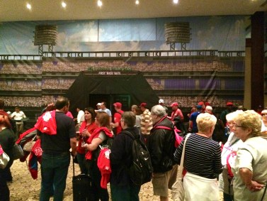Phillies Ballroom Phancation Check-In