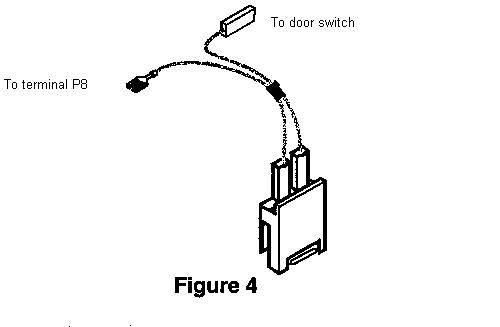 connector onto the door switch 13228878