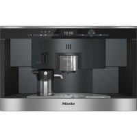 Miele CVA6431clst Nespresso Capsule Built-in Coffee ...