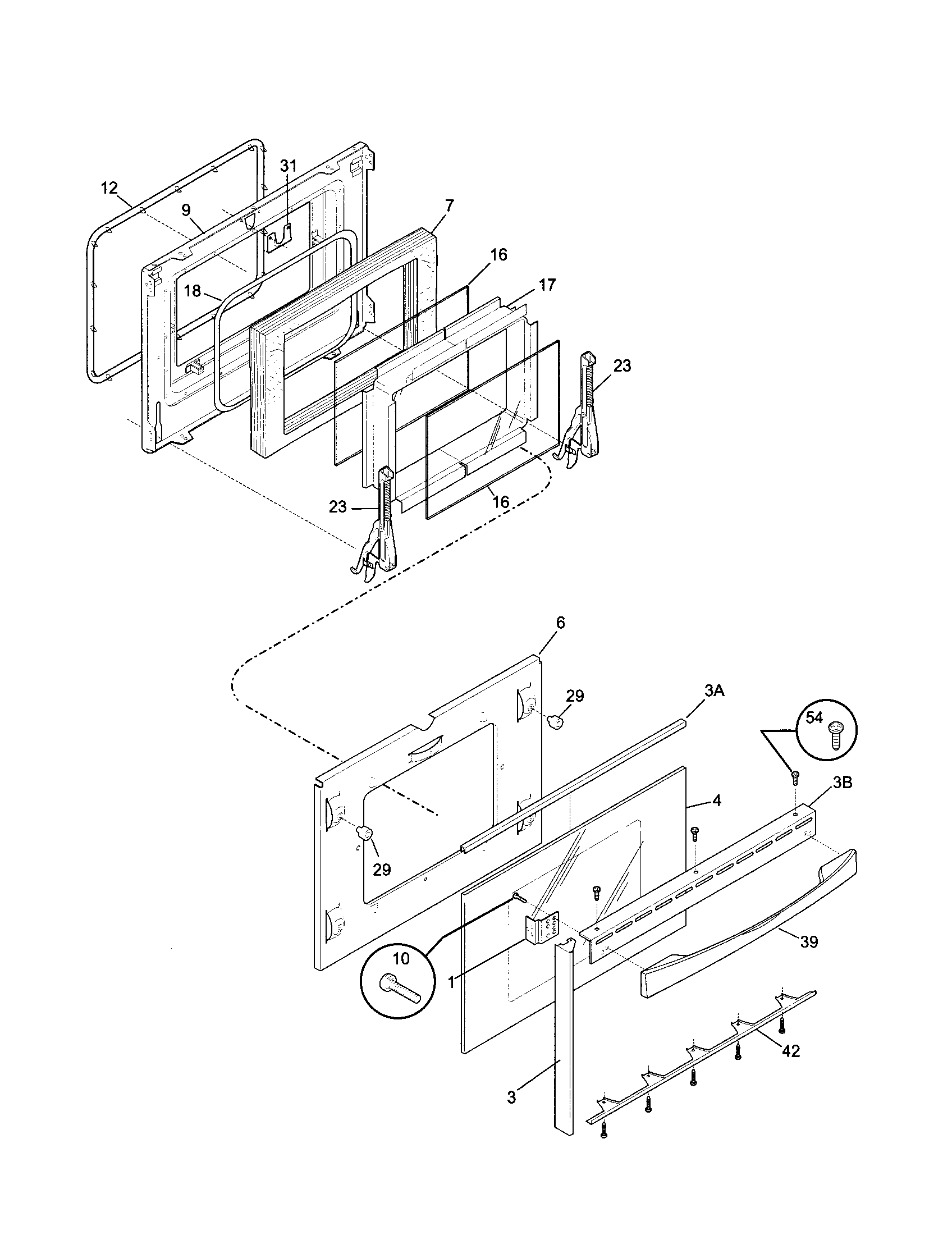 kenmore dishwasher door panel parts diagram auto electrical wiringkenmore dishwasher door panel parts diagram