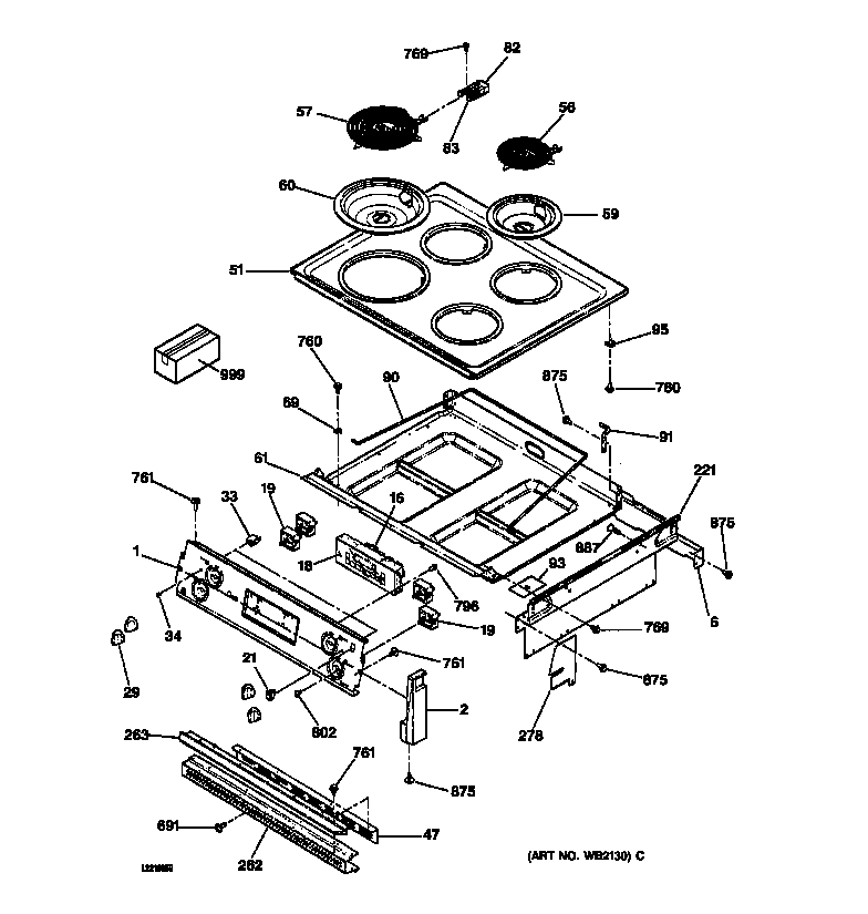 ge stove wiring diagrams