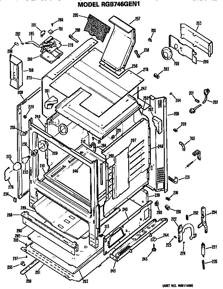hotpoint oven wiring diagram