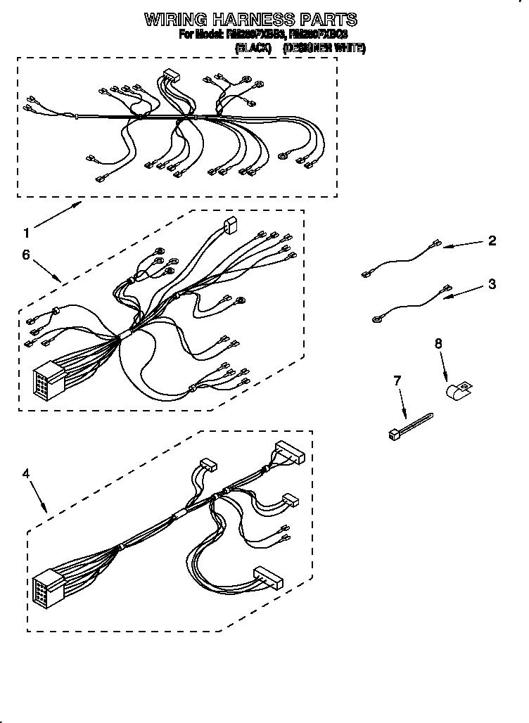 wiring harness manufacturer appliances