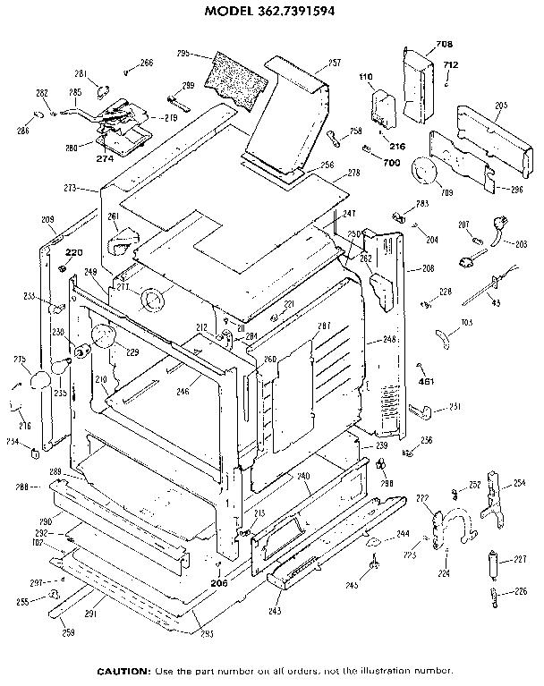 oven igniter wiring diagram