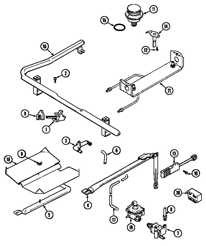 1948 ge refrigerator schematic