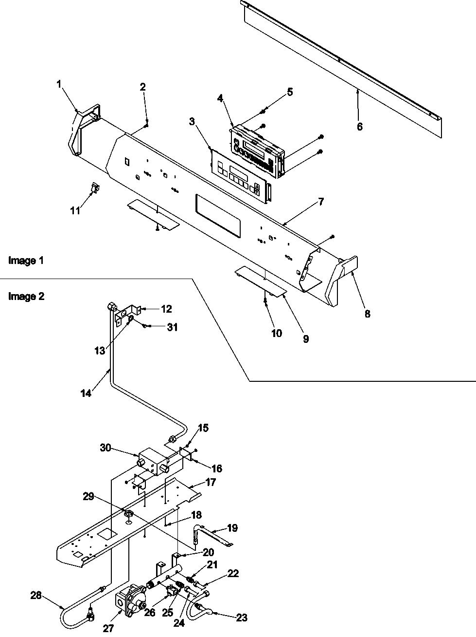 Control Cabinet Wiring Diagram