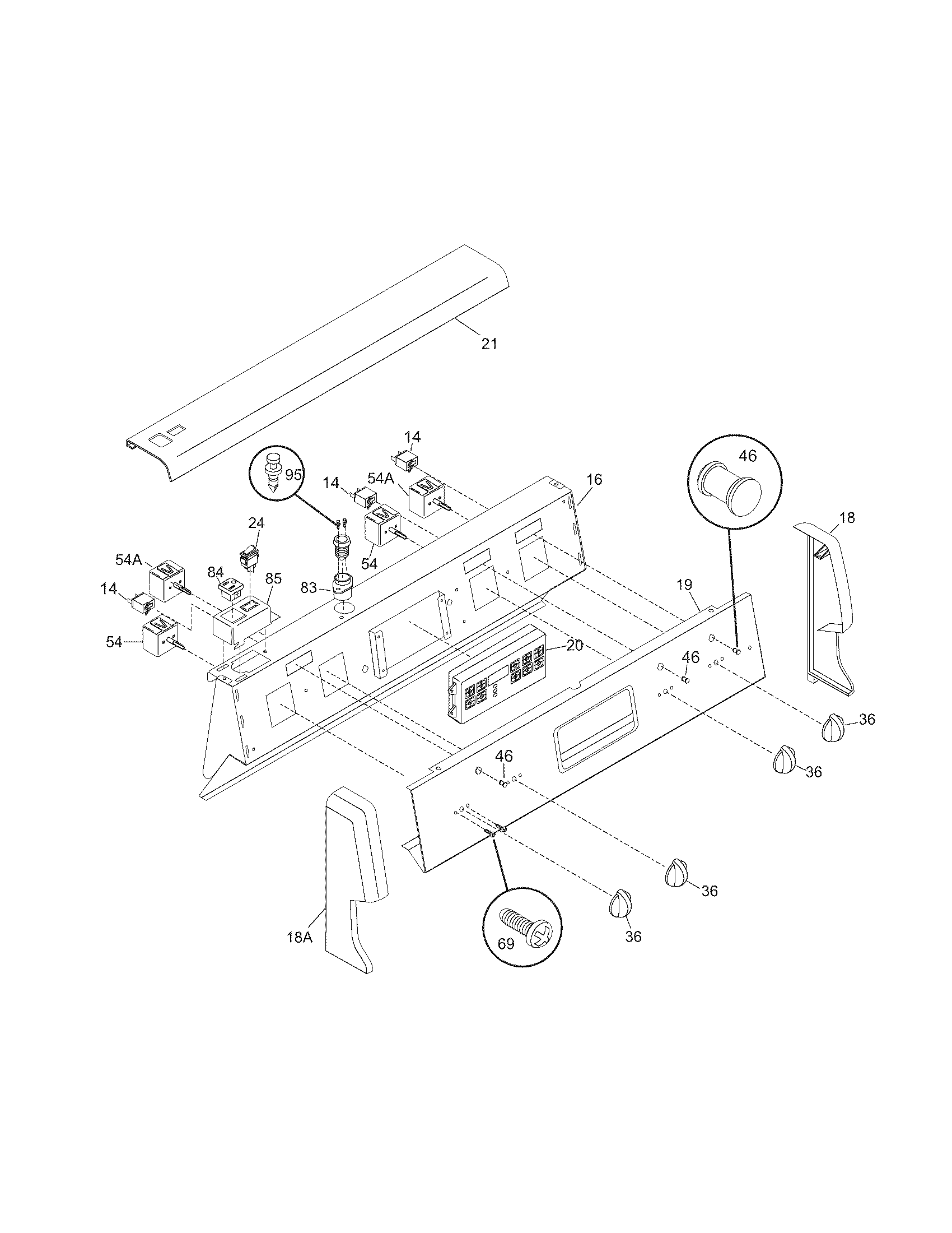 cfef372bc2 electric range wiring diagram parts diagram