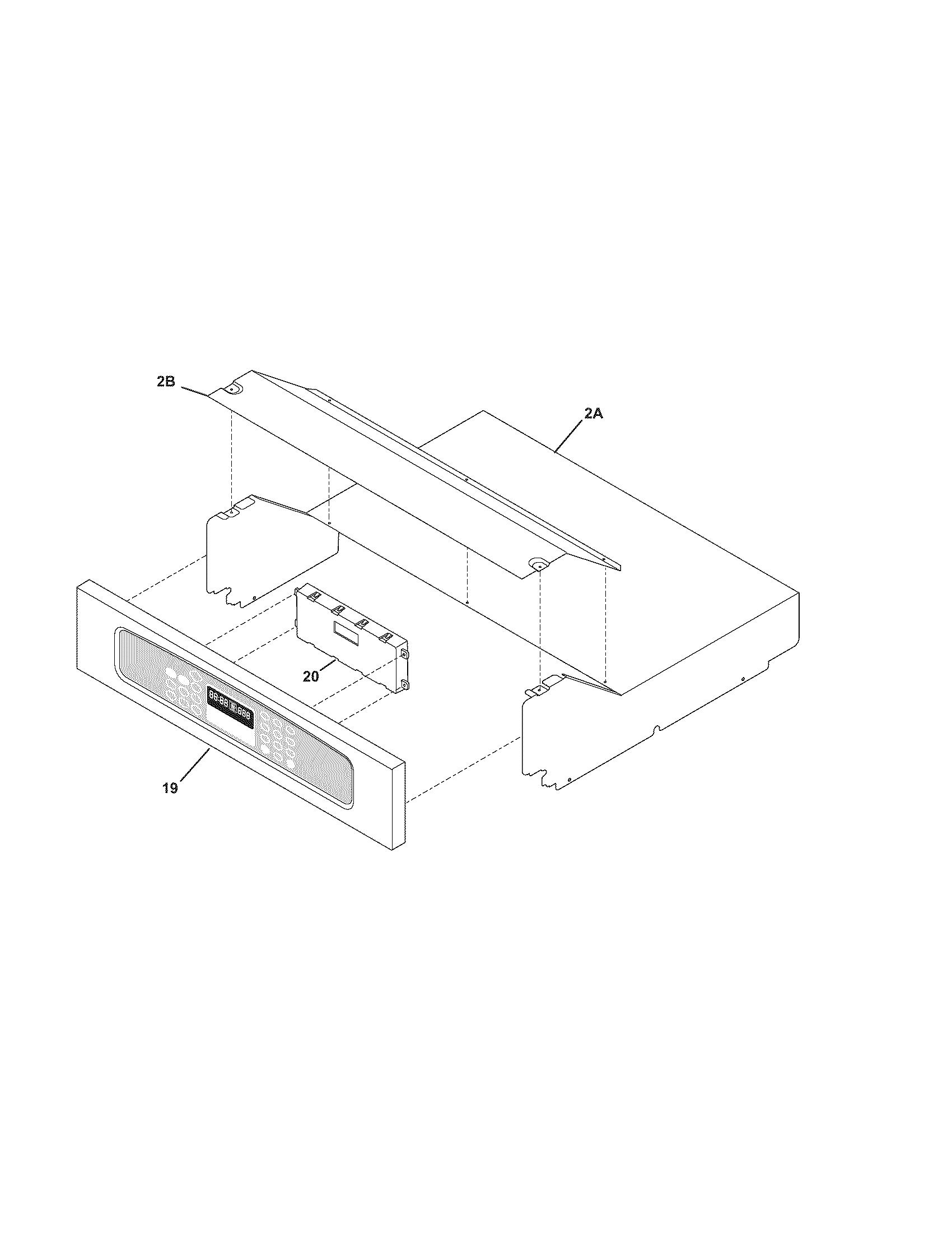 frigidaire wall oven wiring schematic