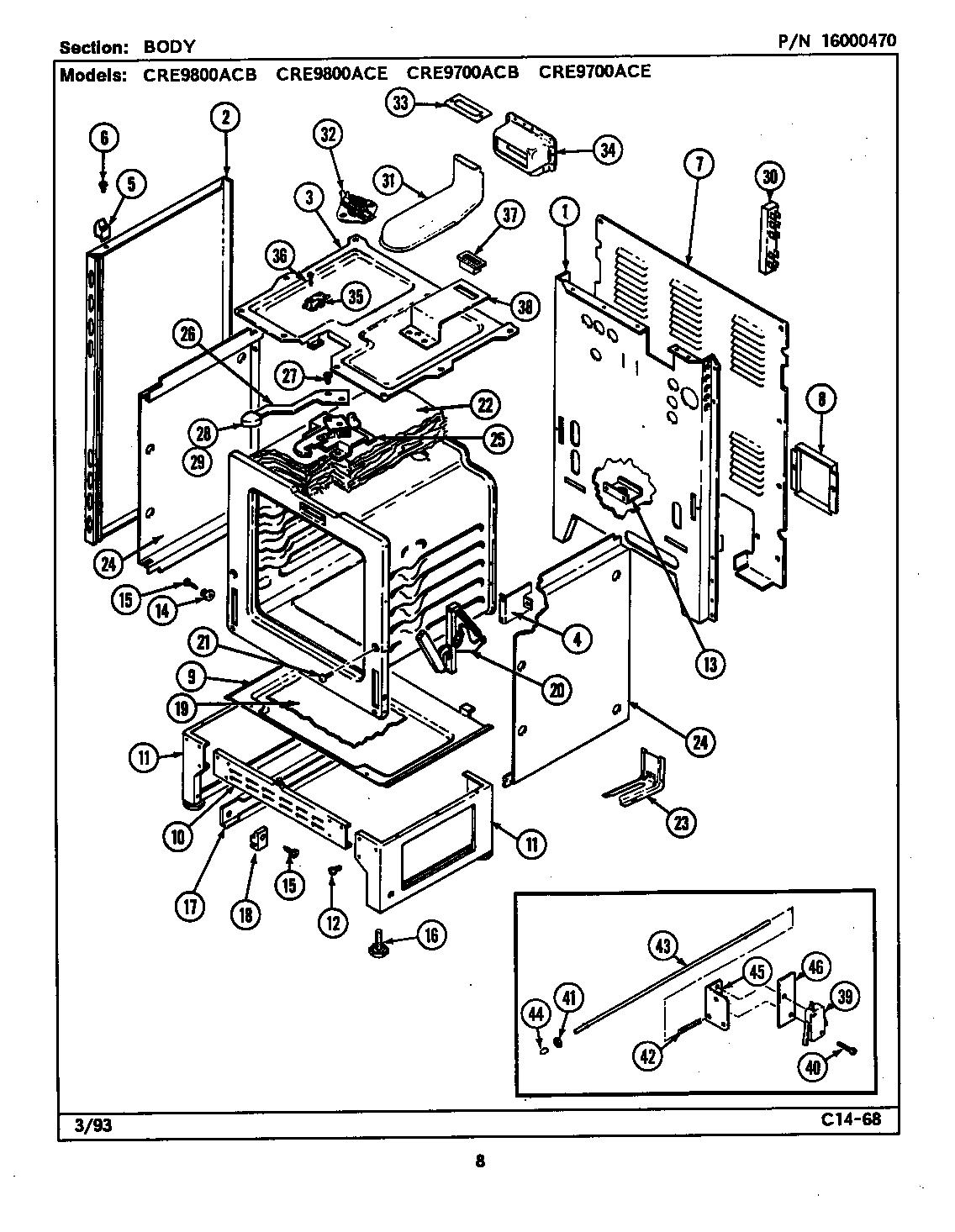 maytag stove wiring diagram