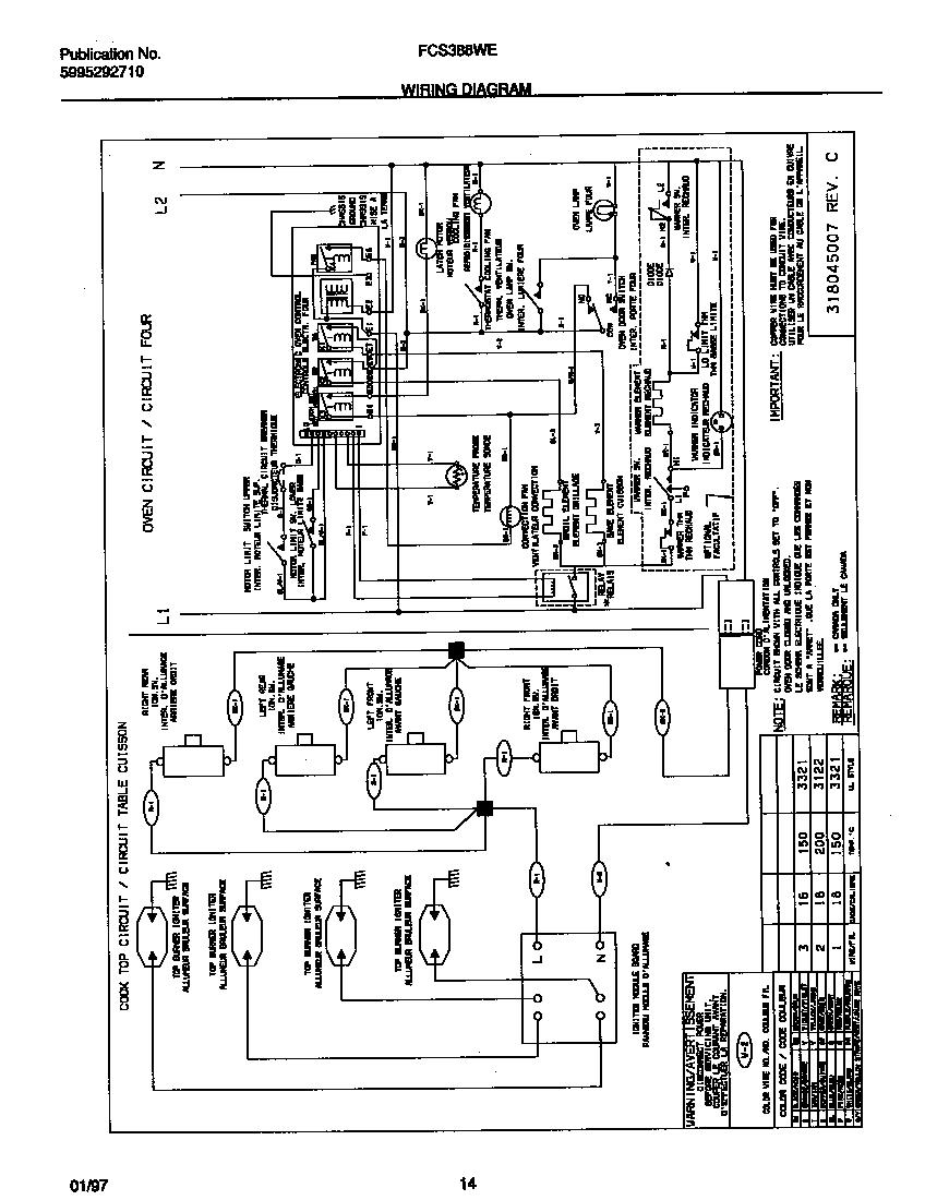 frigidaire dishwasher schematic diagram
