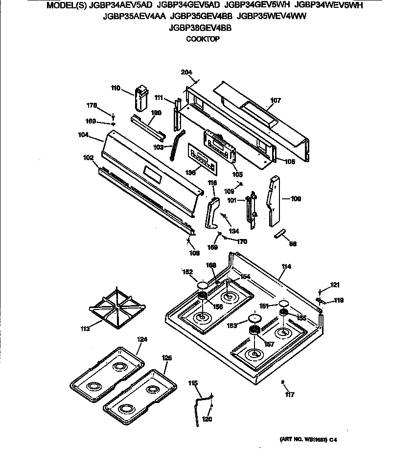 ge appliance wiring diagrams