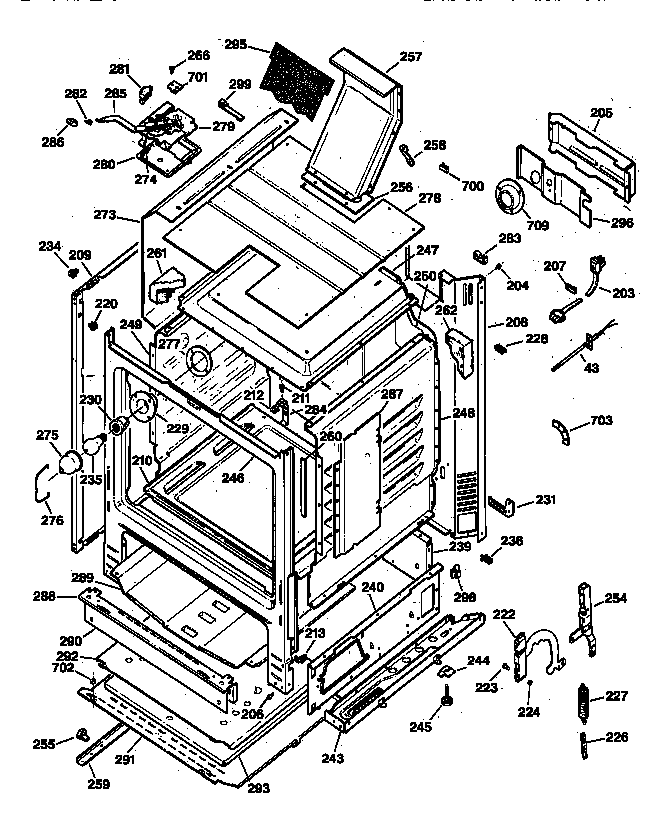 ge stove wiring schematic
