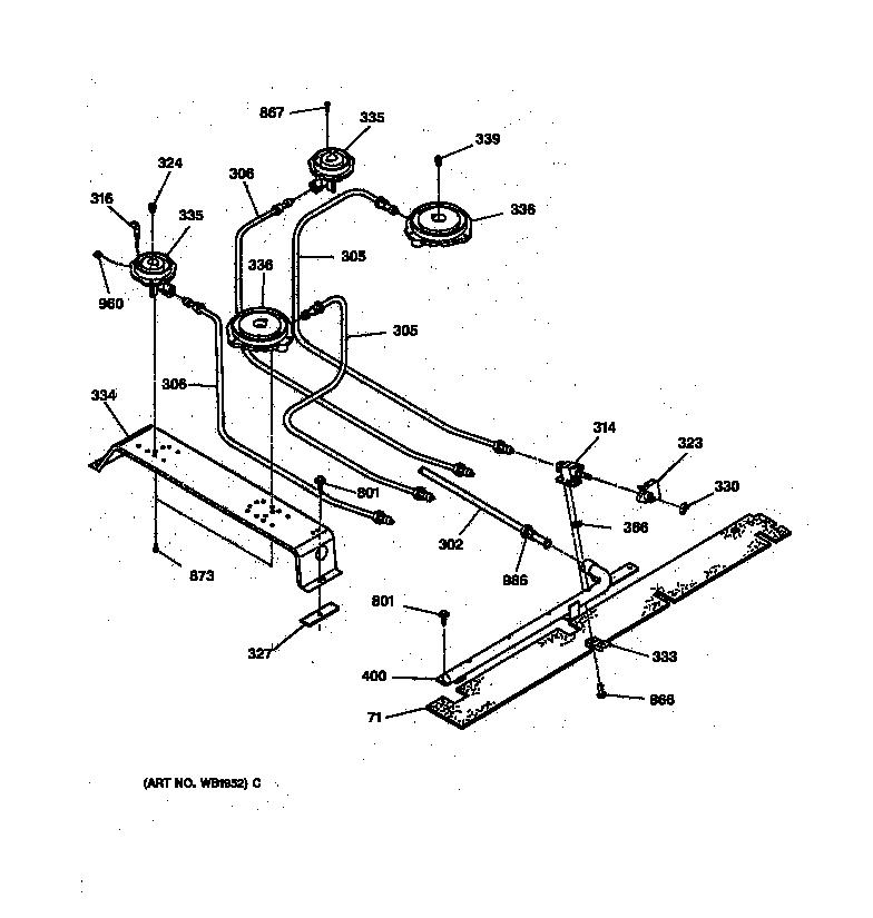 gas burner wiring diagram