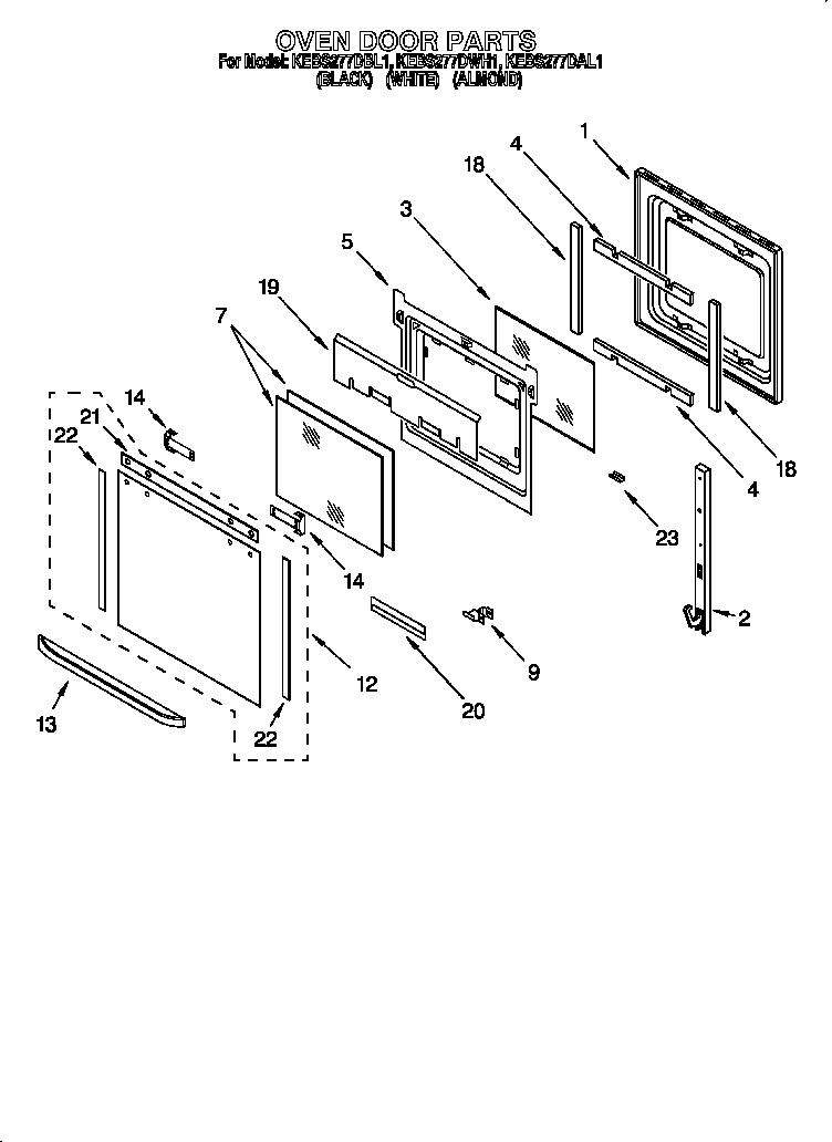 Double Door Diagram
