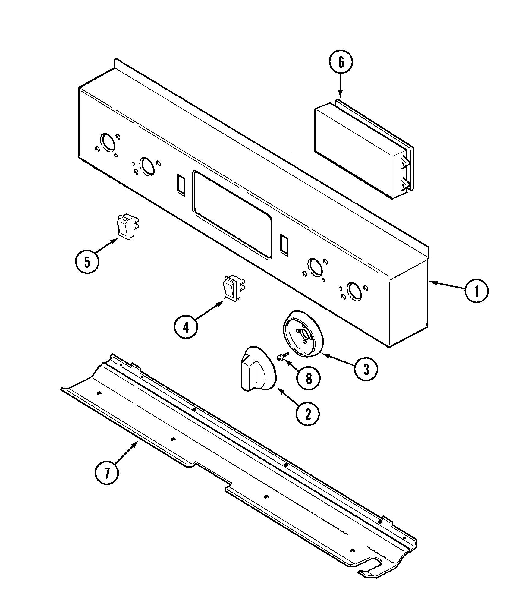 wiring diagram for whirlpool gas range