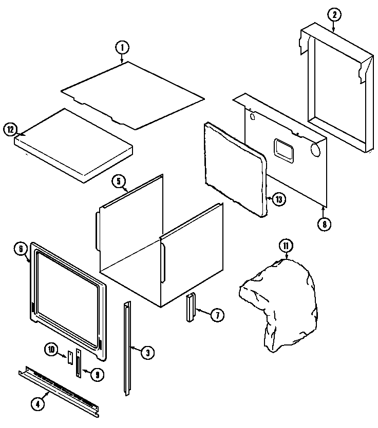 wall oven wiring information w27200b w27200w parts diagram