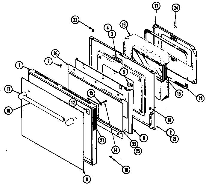 wiring for wall oven