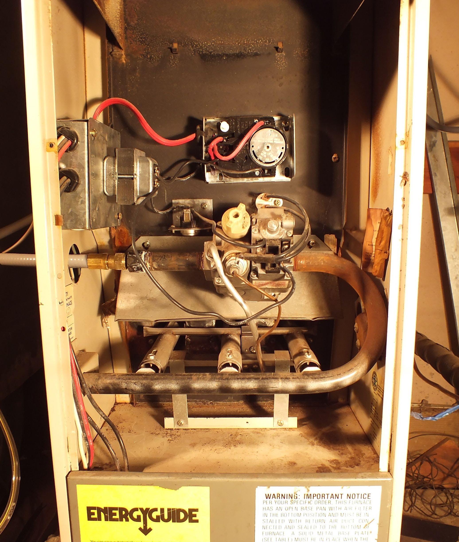 How To Light Gas Furnace Pilot Appliance Video