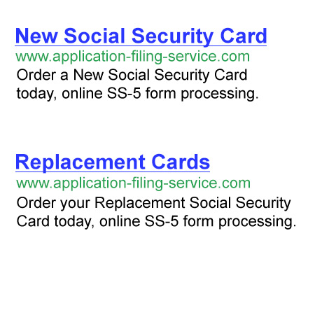 Lost Social Security Card - Social Security Card Information