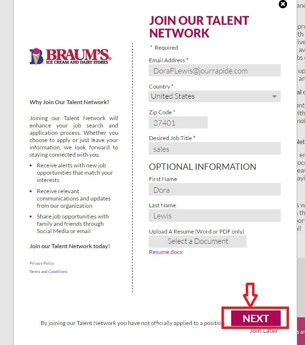 How to Apply for Braum\u0027s Jobs Online at braums/careers