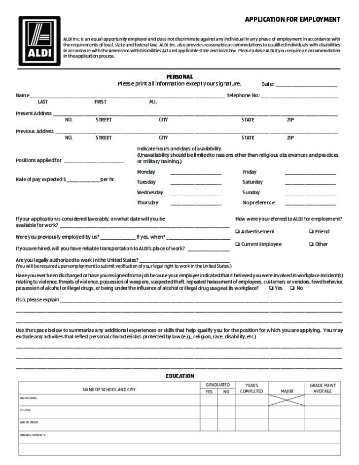 "Lowes Job Application Apply Today For Your Next Job Search Results For ""printable Job Application"" – Calendar 2015"