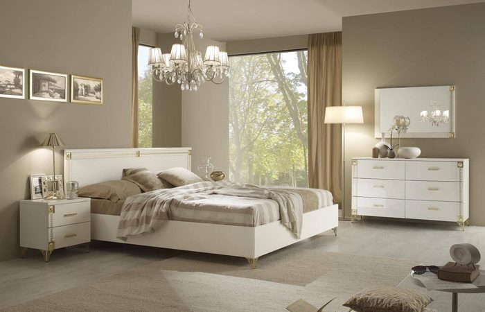Bedroom Atmosphere Ideas White Lamps Ikea Pax Wardrobes