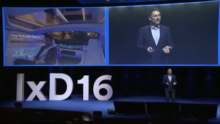 Interaction16: UX Design Priorities for Semi-Autonomous Cars