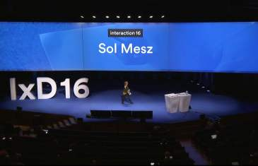 Sol Mesz: UX in 2018: Designing experiences for a multi-touchpoint, multi-device future