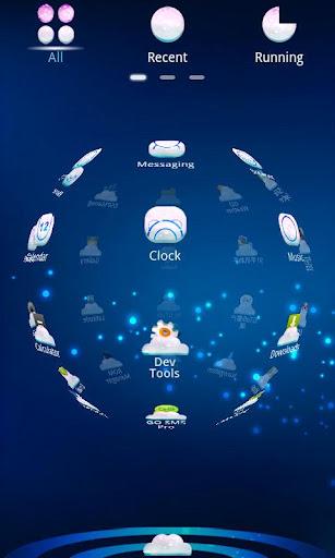 Nova Launcher 3d Wallpaper Cloud 3d Theme Go Launcher Ex Apk Download For Android