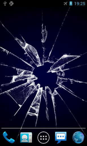 Cracked Screen Live Wallpaper APK Download for Android