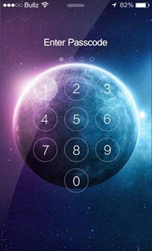 Galaxy Lock Screen Live Wallpaper APK Download for Android