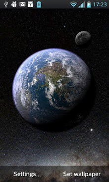 3d Wallpaper Parallax Free Apk Download Earth Amp Moon In Hd Gyro 3d Apk Download For Android