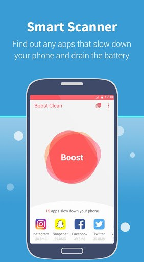 Boost Clean (Booster, Cleaner) APK Download for Android