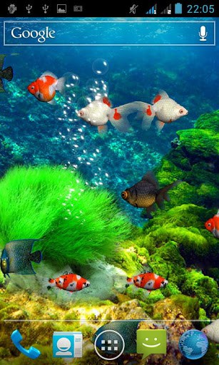 Aquarium Live Wallpaper APK Download for Android
