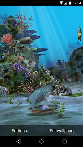 3d Wallpaper Parallax 2017 Apk Download 3d Aquarium Live Wallpaper Hd Apk Download For Android