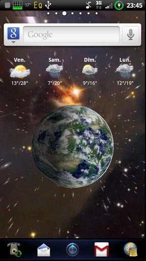 Gyrospace 3d Live Wallpaper Full Apk Download Live Earth Wallpaper Free Apk Download For Android